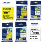 Brother Laminared Tape Cassette 9mm TZ-631 TZ-231 12mm