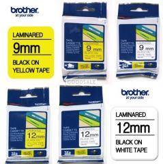 Brother Laminared Tape Cassette 9mm TZ-621 TZ-221 9mm
