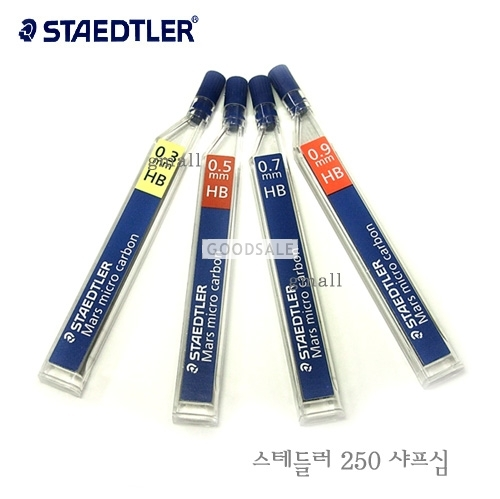 larger Staedtler Mars micro carbon Lead mars-250 HB
