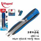 Maped Zenoa 086110 18mm Cutters