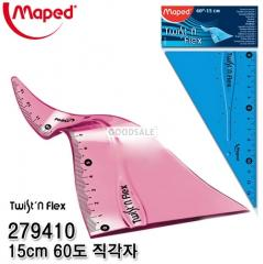 Maped Twist'n Flex 15cm Triangular Ruler 279410